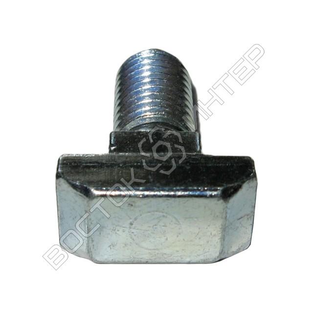 Болты DIN 186 с Т-образной головкой и квадратным подголовком, фото 2