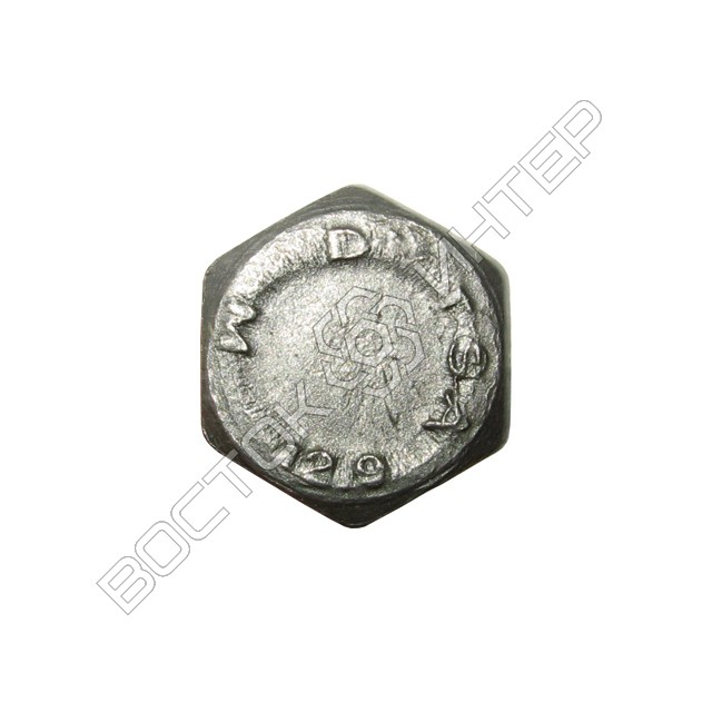 Болты DIN 933 12.9 с шестигранной головкой и полной резьбой, фото 5