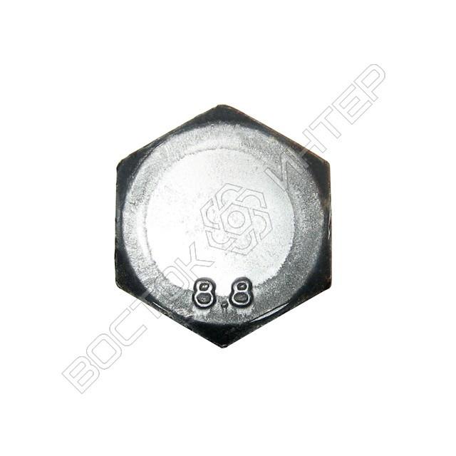 Болты DIN 931 8.8 с шестигранной головкой и неполной резьбой, фото 5