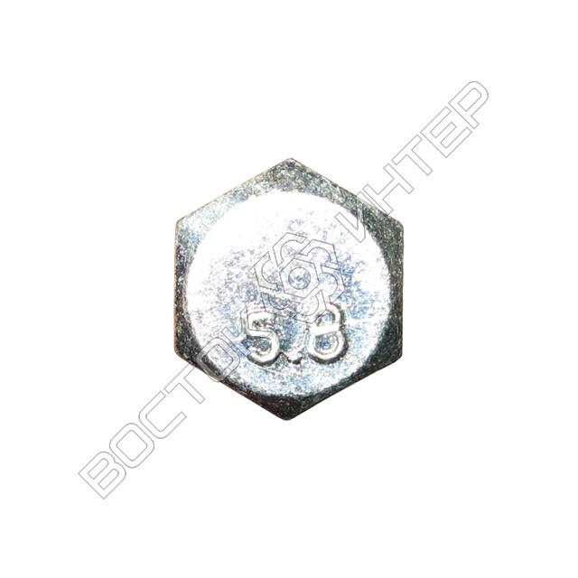 Болты DIN 933 5.8 с шестигранной головкой и полной резьбой, фото 5