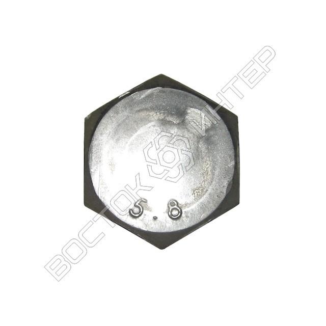 Болты DIN 931 5.8 с шестигранной головкой и неполной резьбой, фото 5