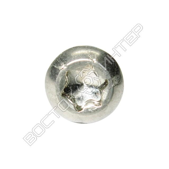Винты нержавеющие DIN EN ISO 7380 Torx с полукруглой головкой, фото 5
