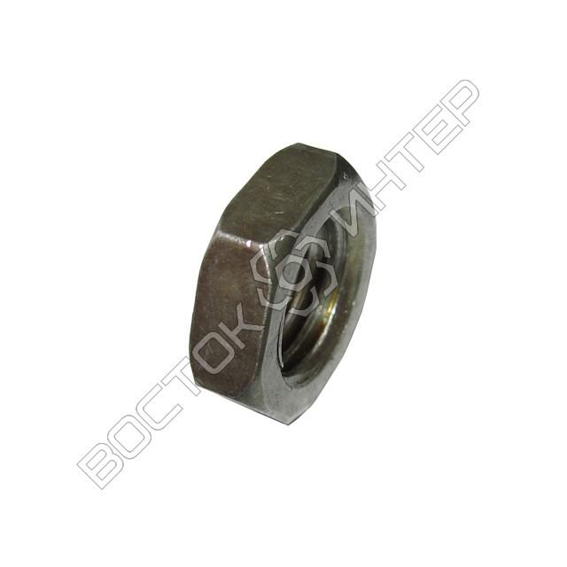 Гайка DIN 936 шестигранная низкая, фото 5