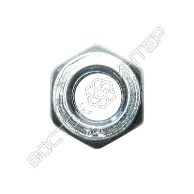 Гайка DIN 439 шестигранная низкая, фото 2