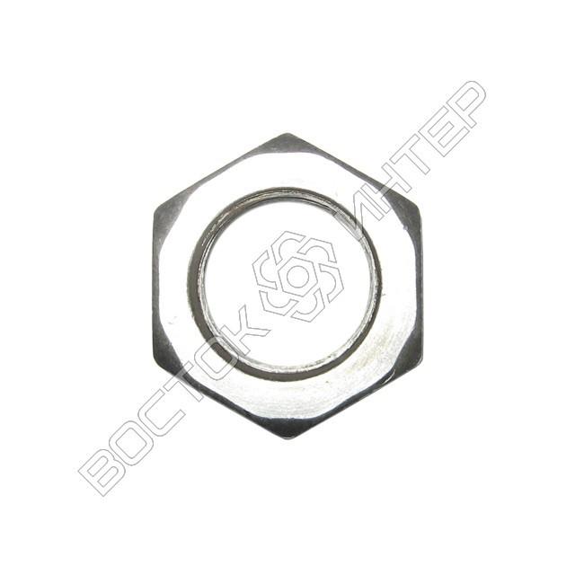 Гайка ГОСТ 5916-70 шестигранная низкая, фото 2
