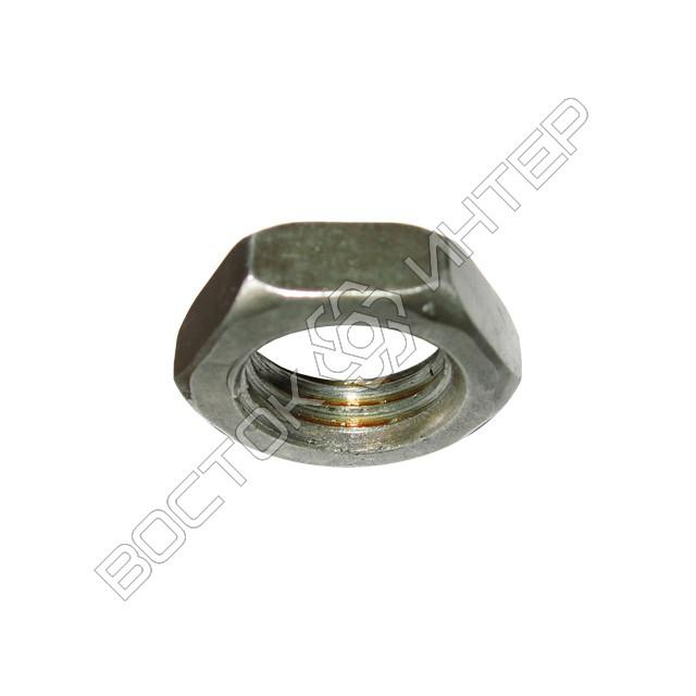 Гайка DIN 936 шестигранная низкая, фото 3
