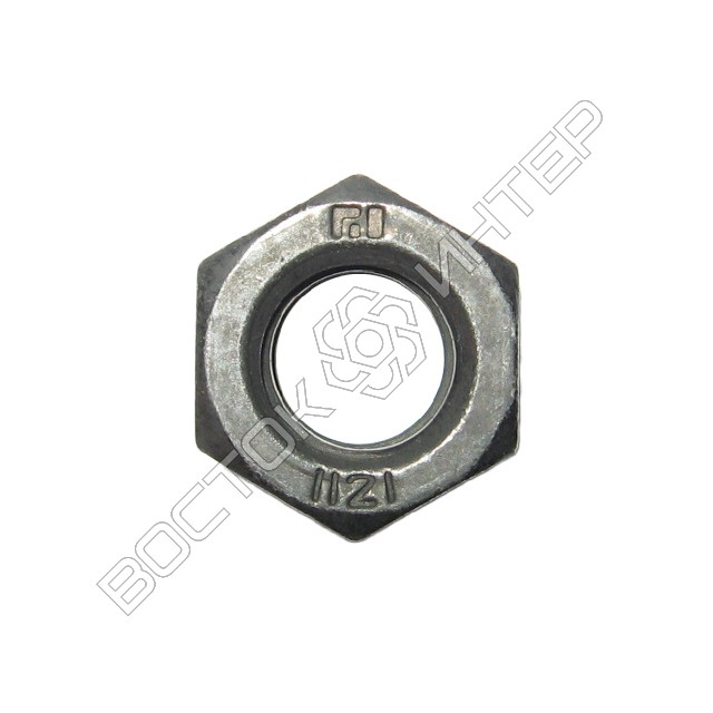 Гайки DIN 934 12.0 шестигранные, фото 2