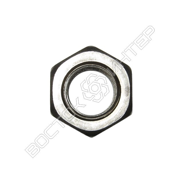 Гайка ГОСТ 9064-75 для фланцевых соединений, фото 2