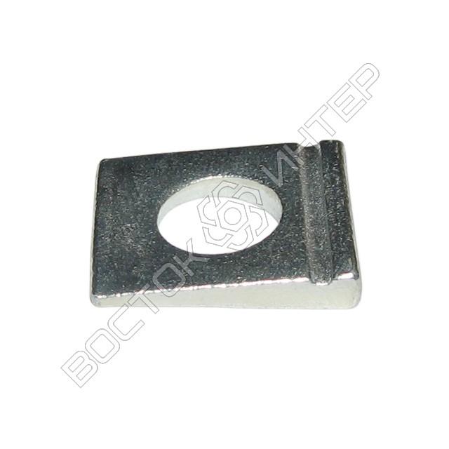 Шайбы из нержавеющей стали DIN 435 квадратные косые для двутавровых балок, фото 3