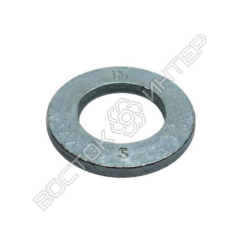 Шайбы DIN 6916 плоские круглые высокопрочные, фото 1