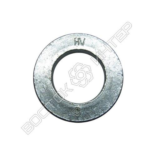 Шайбы DIN 6916 плоские круглые высокопрочные, фото 2