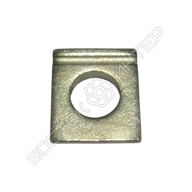 Шайбы DIN 435 квадратные косые для двутавровых балок, фото 1