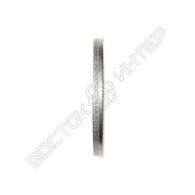 Шайбы из нержавеющей стали DIN 125 плоские, фото 3
