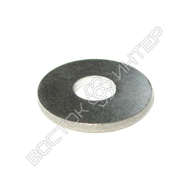 Шайбы из нержавеющей стали ГОСТ 6958-78 плоские увеличенные, фото 4