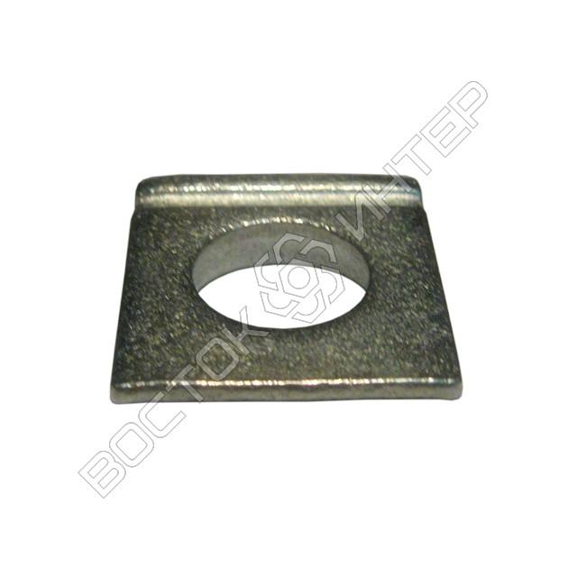 Шайбы DIN 435 квадратные косые для двутавровых балок, фото 2