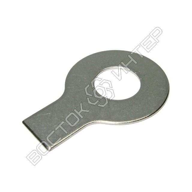 Шайбы из нержавеющей стали DIN 93 стопорные с лапкой, фото 1