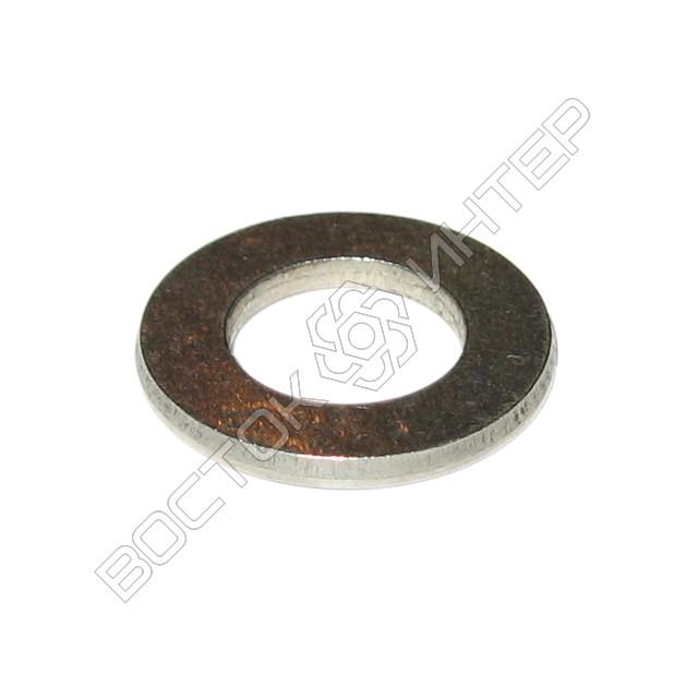 Шайбы из нержавеющей стали DIN 125 плоские, фото 4