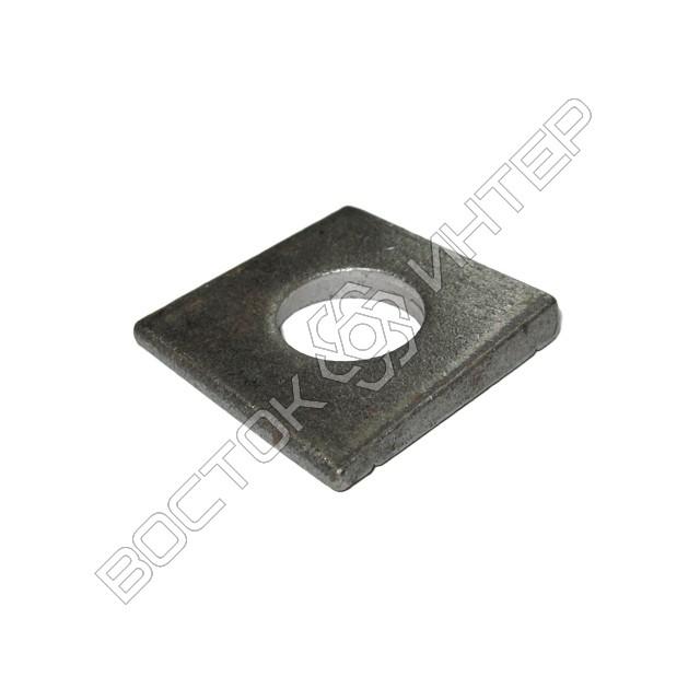Шайбы DIN 434 квадратные косые для швеллеров, фото 4