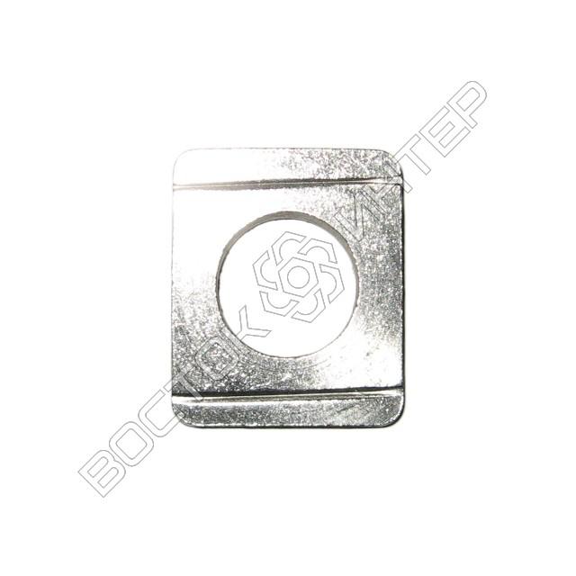 Шайбы из нержавеющей стали DIN 434 квадратные косые для швеллеров, фото 2