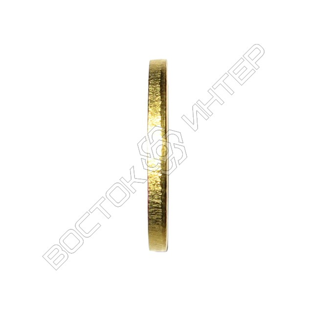 Шайбы из латуни DIN 125 плоские, фото 4