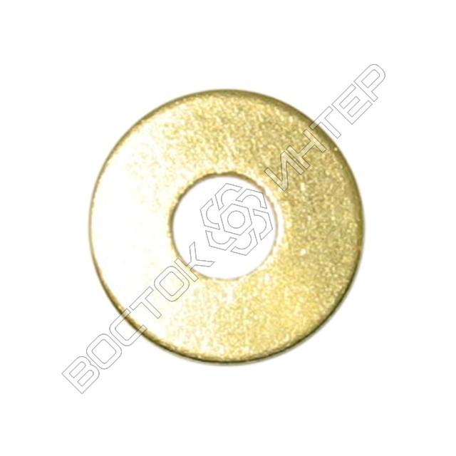 Шайбы из латуни DIN 9021 плоские увеличенные, фото 2