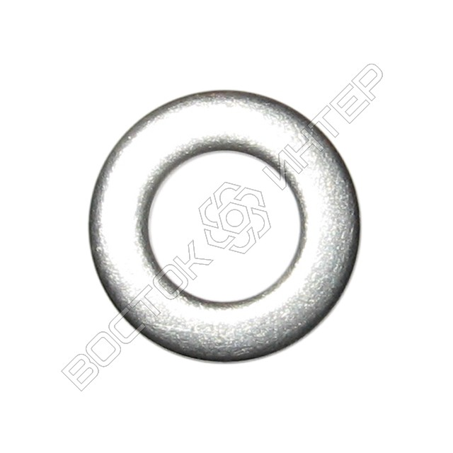 Шайбы из нержавеющей стали DIN 125 плоские, фото 2
