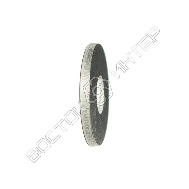 Шайбы из нержавеющей стали ГОСТ 6958-78 плоские увеличенные, фото 3