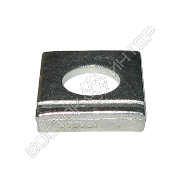 Шайбы из нержавеющей стали DIN 435 квадратные косые для двутавровых балок, фото 2