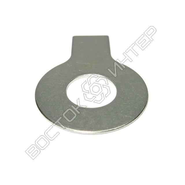Шайбы из нержавеющей стали DIN 93 стопорные с лапкой, фото 4