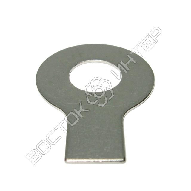Шайбы из нержавеющей стали DIN 93 стопорные с лапкой, фото 3